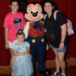 Mouse Class Travel LLC Guest Review Colley Family