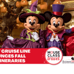 Disney Cruise Line Announces Fall 2021 Itineraries