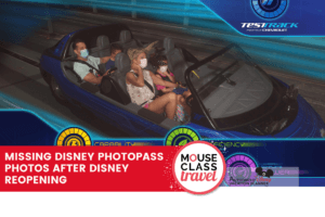 Missing Disney PhotoPass Photos after Disney Reopening